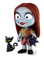 Funko 5 Star Nightmare Before Christmas Figures Sally with Cat 001