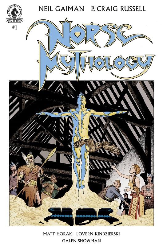 Cover of Norse Mythology II #1