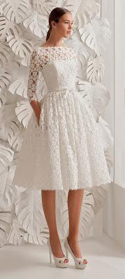 Vestidos de novia por el civil