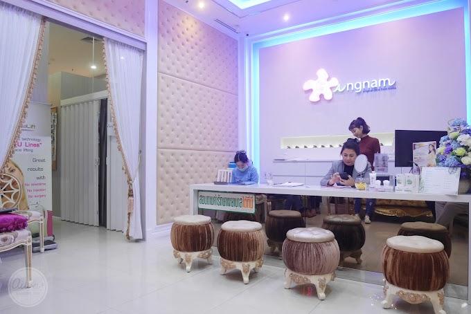 :: รีวิวกระชับหน้าแบบไม่เจ็บด้วย Sygmalift Hifu ที่ Gangnam Clinic เมเจอร์ปิ่นเกล้าจ้า ::