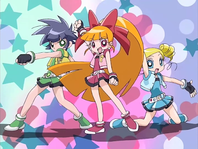 Demashita! Powerpuff Girls Z sub Indo