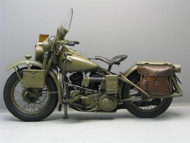 Các dòng xe môtô quân đội (Army) đến từ chiến trường châu Âu và Mỹ