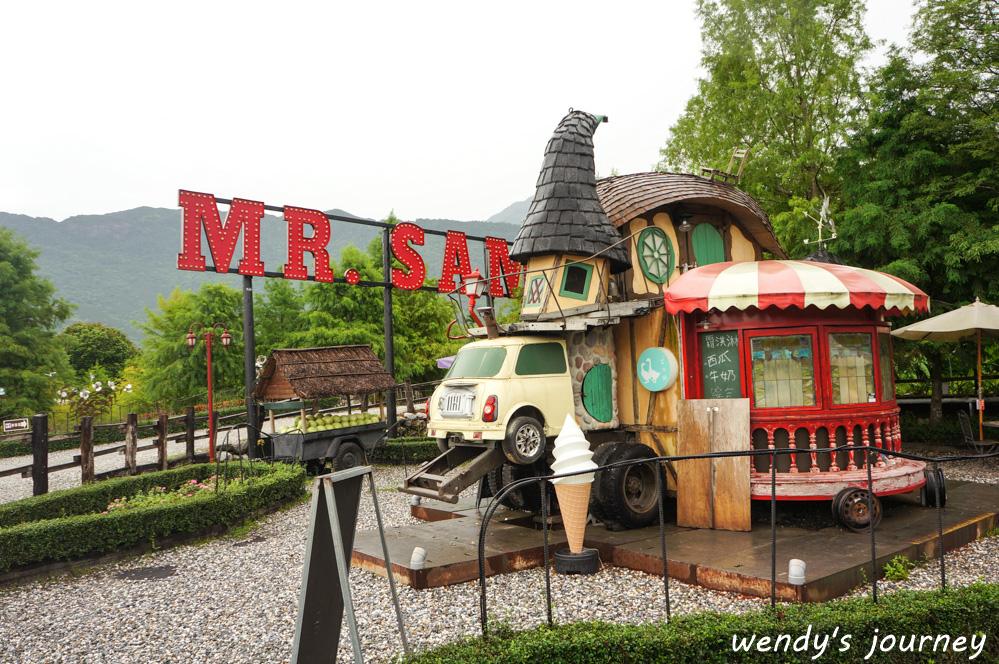 山姆先生咖啡館