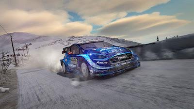 Wrc 8 Fia World Rally Championship Game Screenshot 1