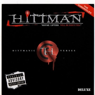Hittman - Hittmanic Verses Deluxe (2019) - Album Download, Itunes Cover, Official Cover, Album CD Cover Art, Tracklist, 320KBPS, Zip album