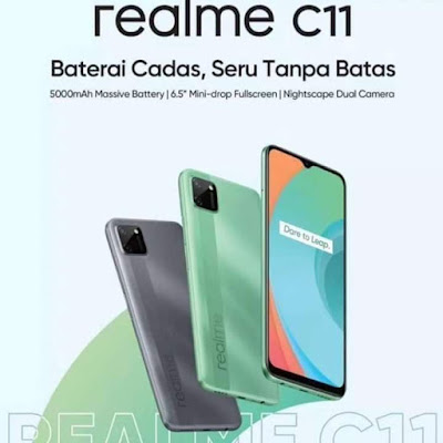 Realme C11 to launch in Malaysia on June 30