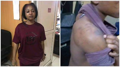 PHOTOS: Mother Accused Of Physically Abusing Her 13-year-old Daughter