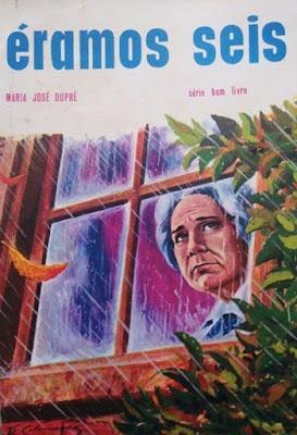 Éramos seis. Maria José Dupré. Editora Ática (São Paulo-SP). Coleção Bom Livro. 1972. Capa de Eugênio Colonnesse.