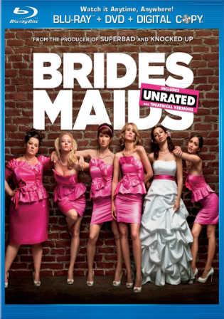 Bridesmaids 2011 720p HD Dual Hollywood Movie Download