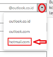 Daftar Hotmail