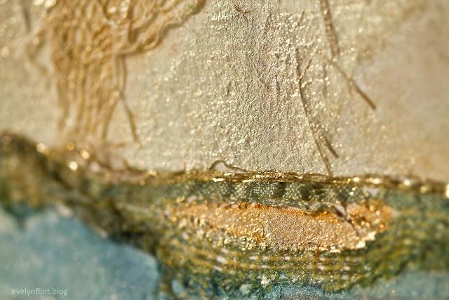 Fabric Macro Collage 1