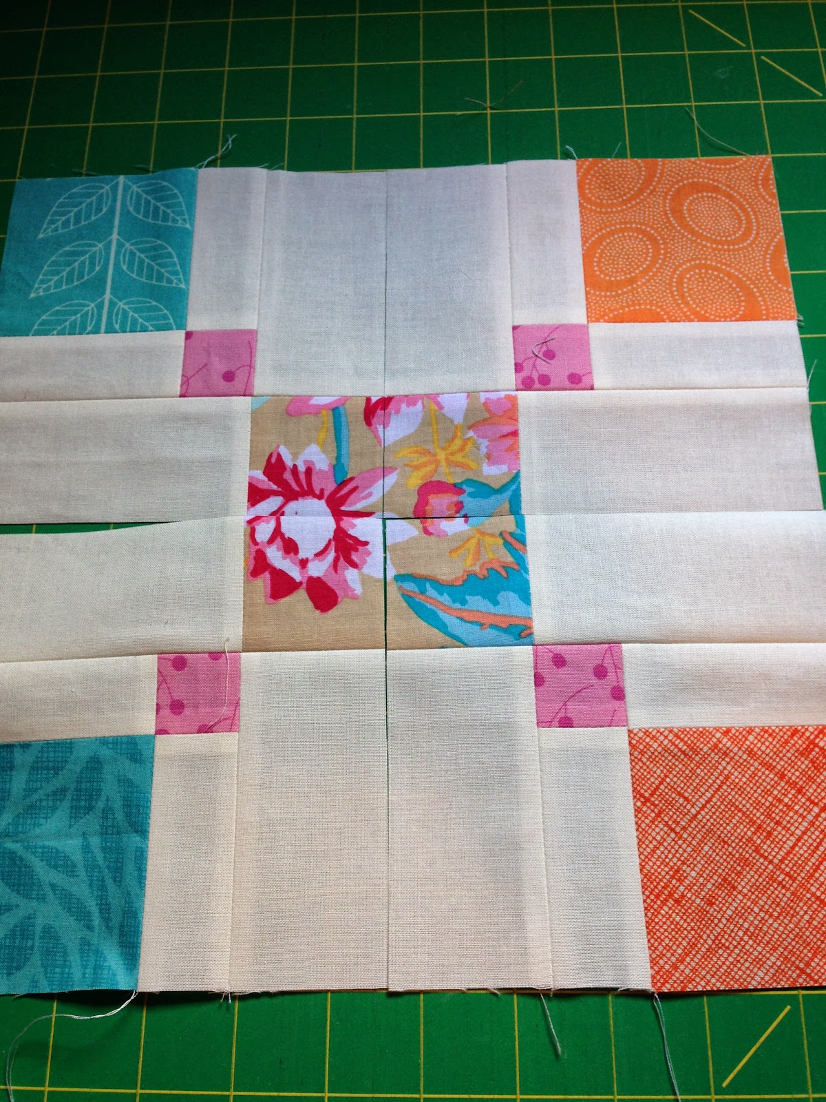 A Few Scraps Double Disappearing Nine Patch Improved Tutorial