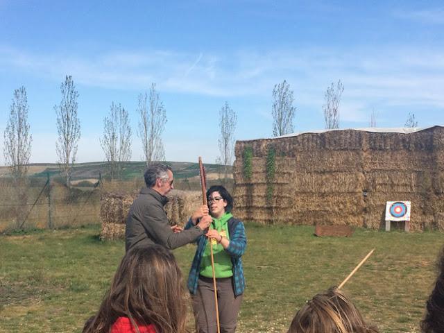 CAREX. Atapuerca. Prácticas de caza en la prehistoria