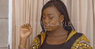 VIDEO| Ashleye Scarlette ~ Nikuamini|[official mp4 video]