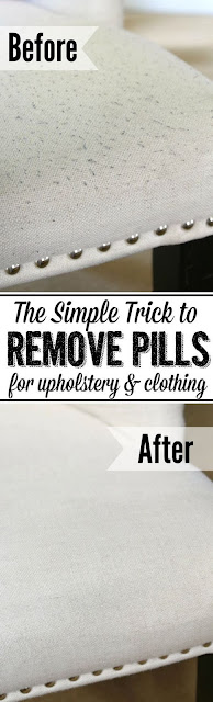 How To Remove Pills From Clothes.Easy Tricks