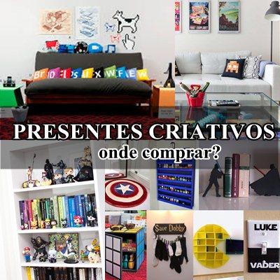 Presentes criativos e originais da Gorila Clube