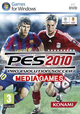 PES 2010 - Pro Evolution Soccer 2010 Free Download 1 5 GB on