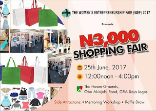 IMG 20170518 WA0032 - Event: Come Shop For Less Than N3000 at The Women's Entrepreneurship Fair (WEF) 2017