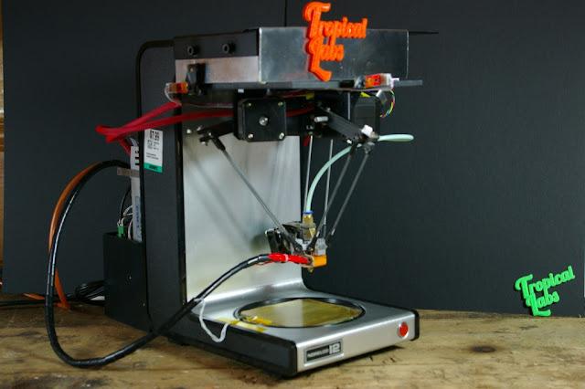 Diy 3d Printing Hack A Coffee Maker Into A Delta 3d Printer