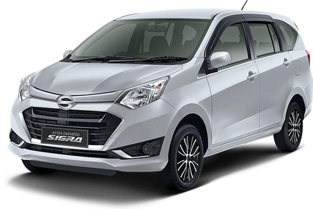Harga Mobil Bekas Daihatsu Sigra