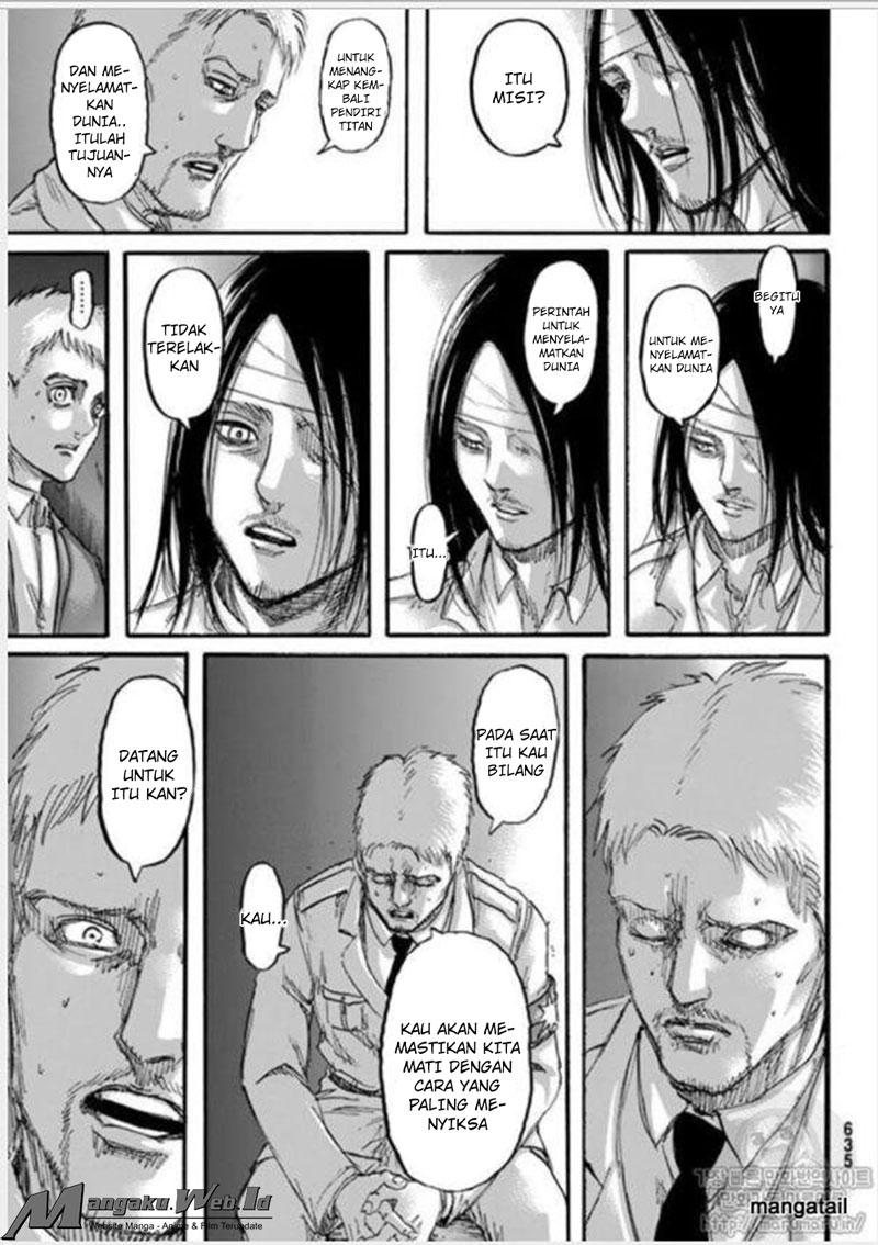 Shingeki No Kyojin: Chapter 100 - Page 25