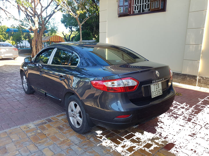 Xe hiếm Renault Fluence 2012 rao giá 450 triệu đồng tại Việt Nam