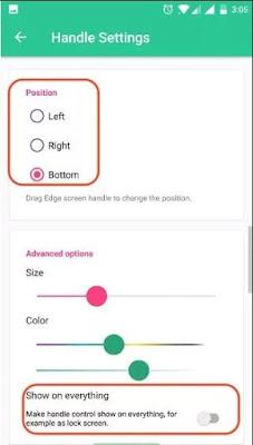 Cara Ubah Tampilan Android seperti iOS Control Center - Control Center 2