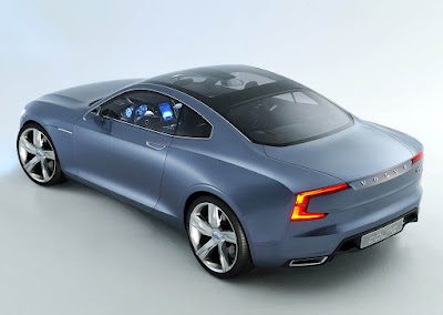 New Volvo S90 Image