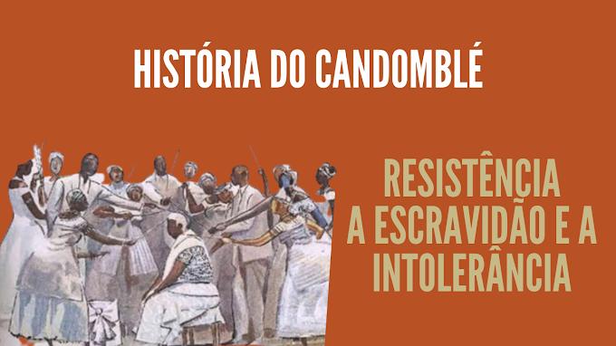 História do Candomblé: Resistência a escravidão e a intolerância