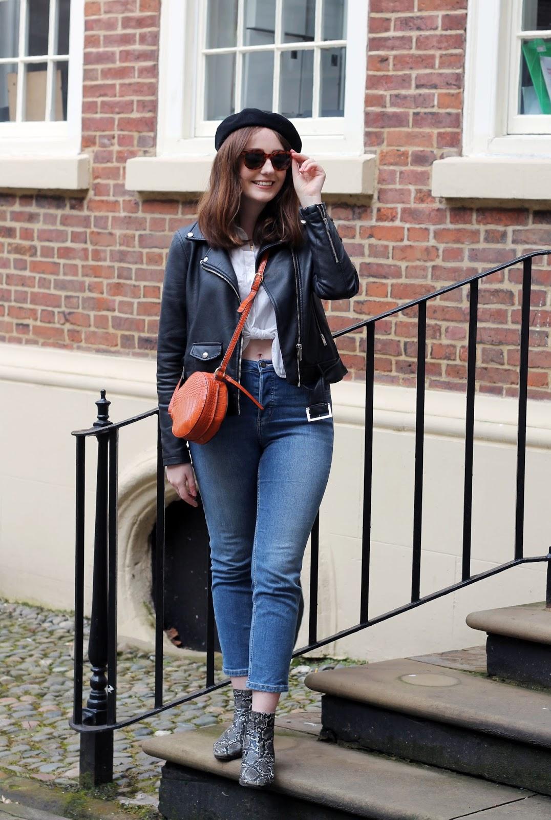 UK style blogger social media style inspiration Instagram