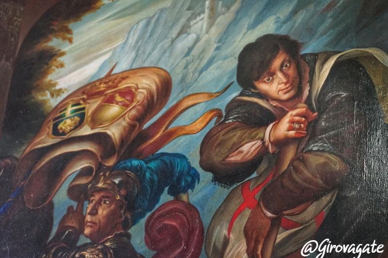Arcevia galleria arte vittorio sgarbi