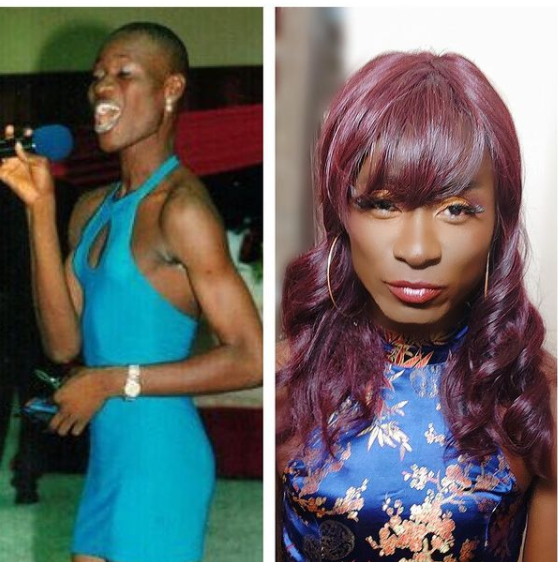 """""""I was born gay, and i will forever be gay"""" - Bisi Alimi  says"""