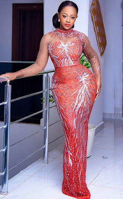 Dinner Gowns for Nigerian ladies