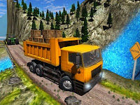 Download Game Truck Driver Cargo Apk v3 (Mod Money) Terbaru