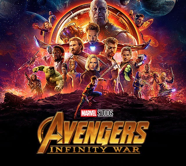 Every Think Movie Avengers Infinity War 2018
