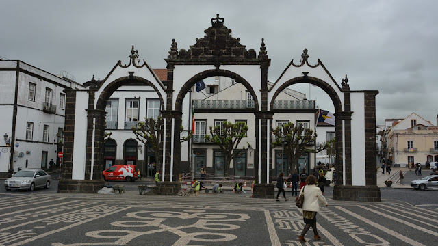 Largo de Matriz gate
