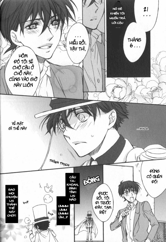 Trang 11 - Conan Doujinshi - WBirthday (- Haco) - Truyện tranh Gay - Server HostedOnGoogleServerStaging