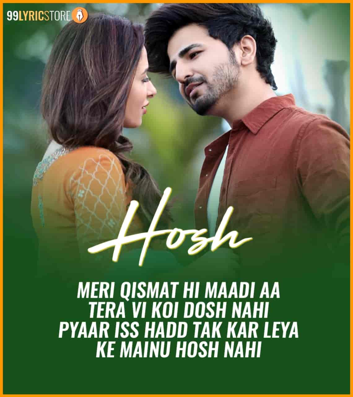 Hosh punjabi song by Nikk Features Mahira Sharma