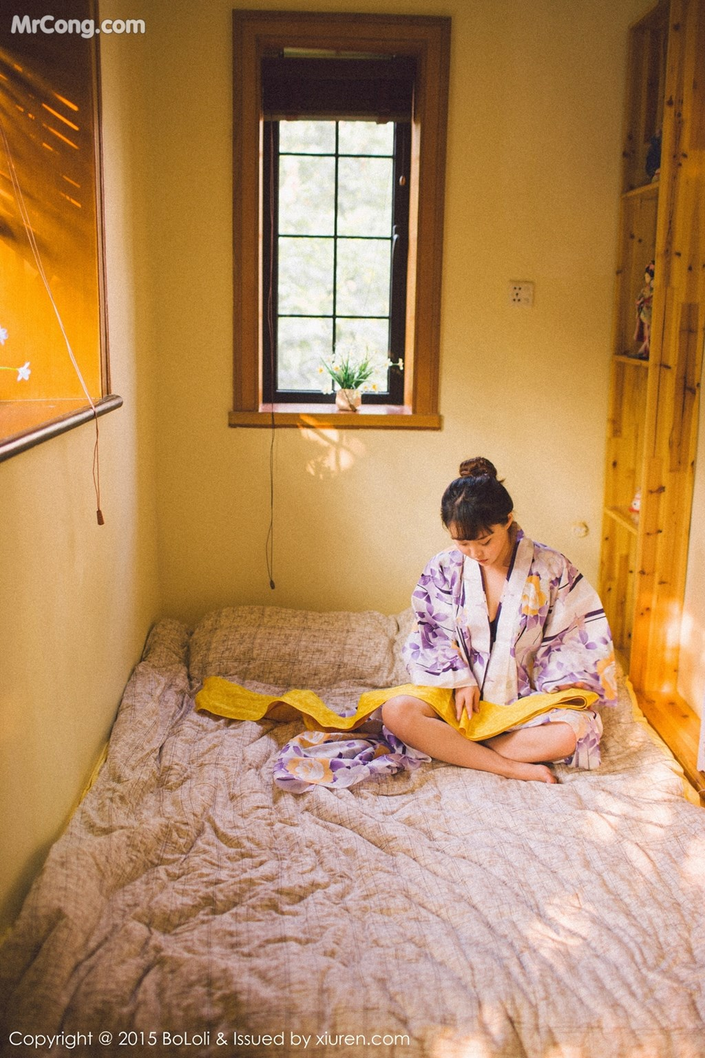 Image BoLoli-2017-09-21-Vol.122-Liu-You-Qi-Sevenbaby-MrCong.com-001 in post BoLoli 2017-09-21 Vol.122: Người mẫu Liu You Qi Sevenbaby (柳侑绮) (55 ảnh)