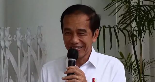Jokowi Minta Rakyat Aktif Kritik, Rocky Gerung: Permainan Dua Muka, Palsu