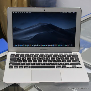 Jual Macbook Air Core i5 Mid 2012 ( 11.6-inchi ) - Banyuwangi