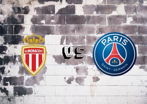 AS Monaco vs PSG  Resumen y Partido Completo