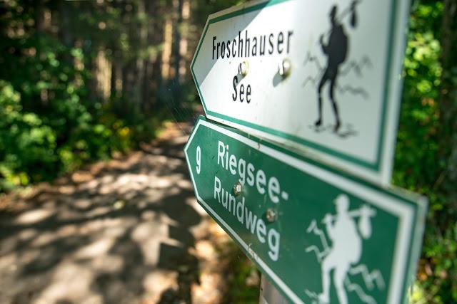 Meditationsweg Ammergauer Alpen im Blauen Land  Etappe 3 Murnau - Aidling 05