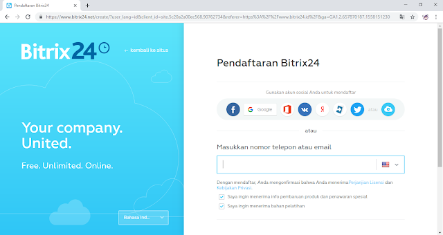 erp gratis bitrix24