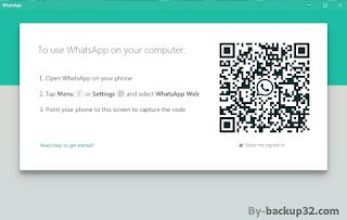 تحميل برنامج واتس اب للكمبيوتر 2019 WhatsApp For PC