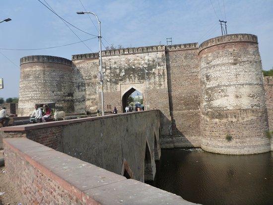 Lohagarh Fort  Tourist Attraction Bharatpur Rajasthan