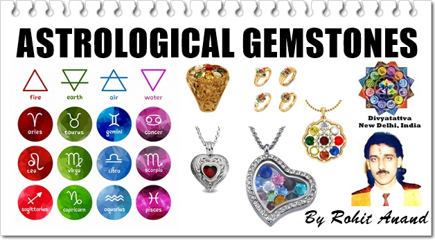 Most Effective Body Parts for Wearing Astrological Gemstones