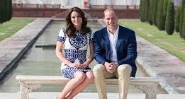 Königin wurde auch vom Herzog von Cambridge, Prinz William, und seiner Frau Kate Middleton in den sozialen Medien begrüßt.