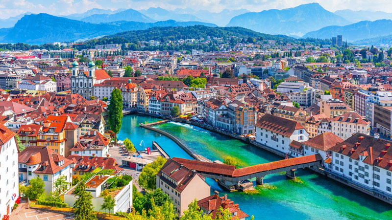 These are the world's most expensive countries to live in