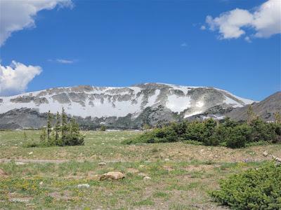 Snowy Range, southern Wyoming